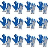 Atlas Showa Glove 300 Atlas Fit Super Grip Gloves-Medium (12 Pair Pack)