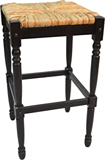 product image for Carolina Chair and Table Hawthorne Bar Stool, Espresso