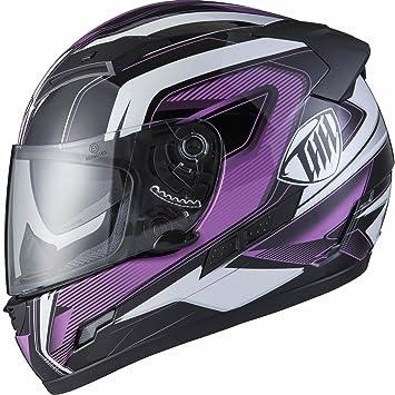 af879868d3014 THH TS-80   6 Full Face Casco de Moto  Amazon.es  Coche y moto