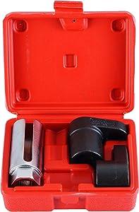 "F&L 3pcs Oxygen Sensor Socket 6 Point Wrench 1/2"" and 3/8"" Drive 7/8"" 22mm 3pcs Universal Oxygen Sensor Switch Socket"