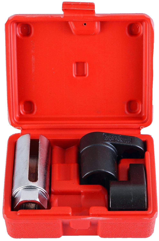 F&L 3pcs Oxygen Sensor Socket 6 Point Wrench 1/2' and 3/8' Drive 7/8' 22mm 3pcs Universal Oxygen Sensor Switch Socket F&L technic co ltd
