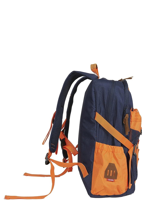Gerry Outdoors – Thornton Zip Top Multi Compartment Backpack, Hazard