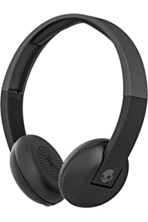 Skullcandy Uproar Bluetooth Wireless On-Ear Headphones with Built-In Microphone and Remote,