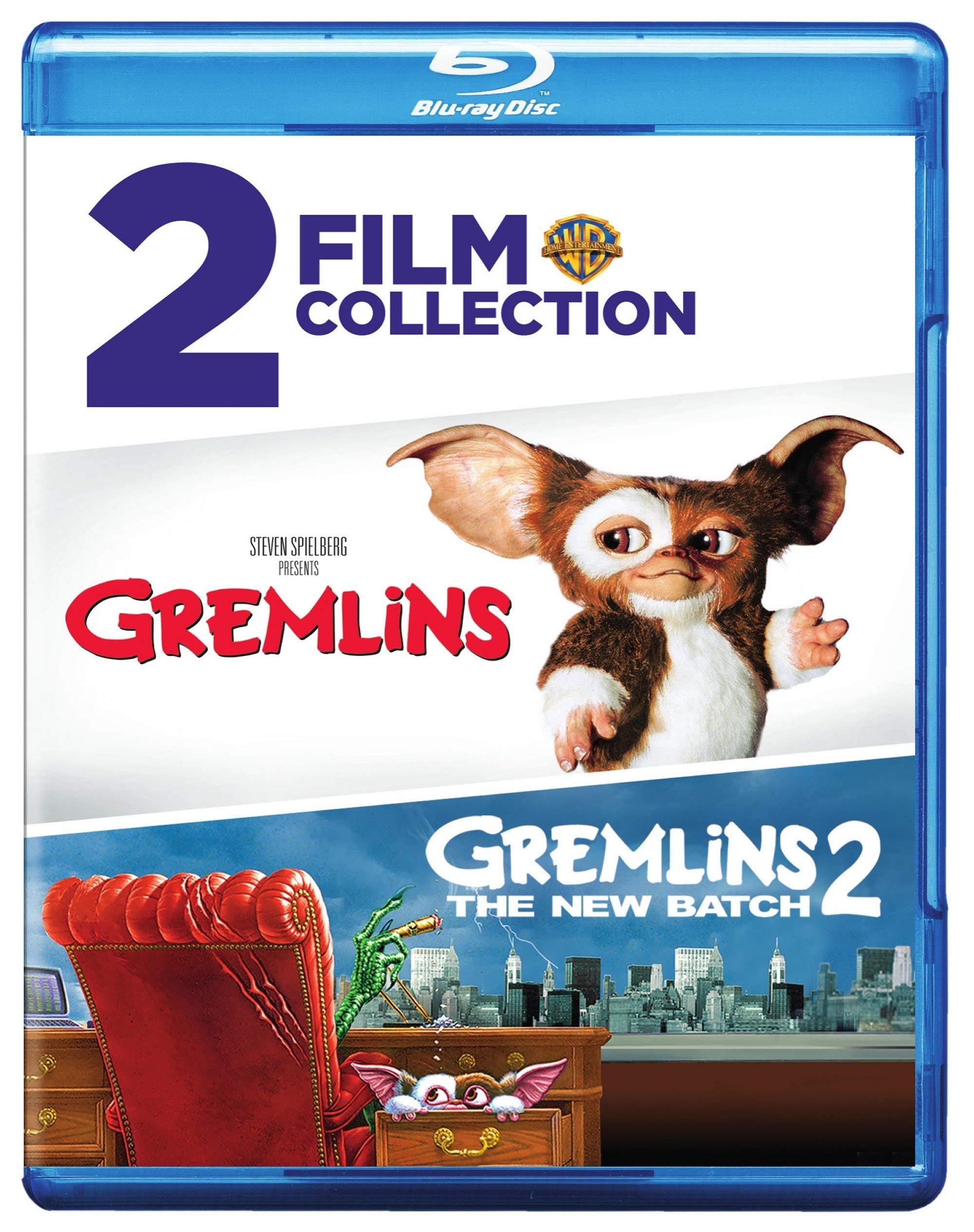 Blu-ray : Gremlins/ Gremlins 2 (2 Pack)