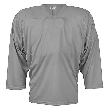 CCM Senior Hockey Practice Jersey - 10200 - Grey - Goalie 7fc22b304e2
