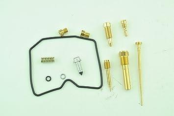 Amazon.com: Carb Rebuild Kit Repair for Kawasaki Prairie 360 ...