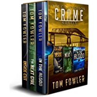 The C.T. Ferguson Crime Novels: Books 7-9