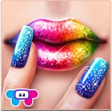 Glitter Makeup - Sparkle Salon Game for Girls