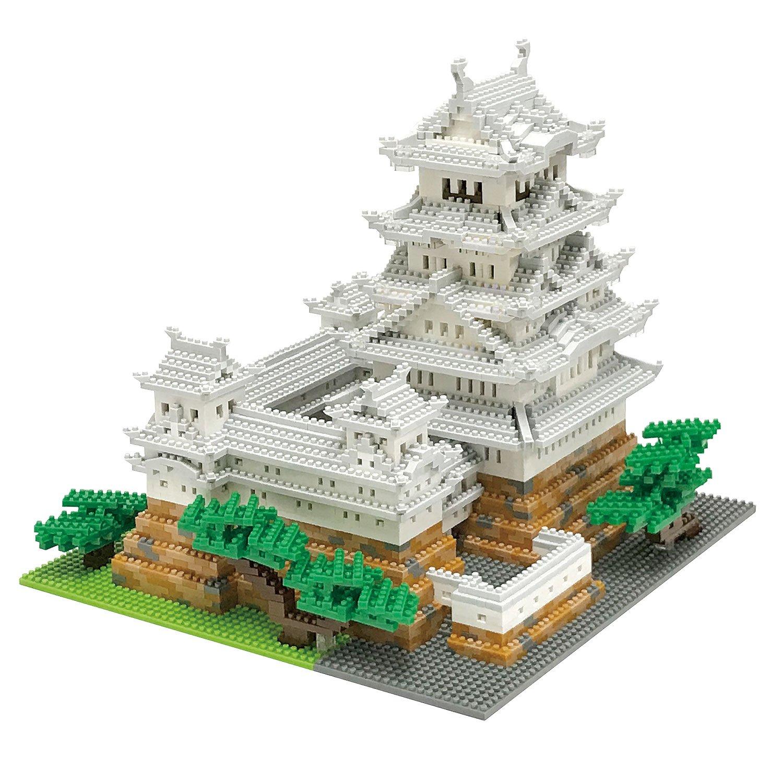 ナノブロック 姫路城 スペシャルデラックスエディション NB-042   B07BWJHYC4