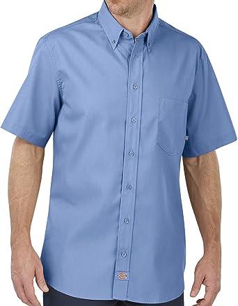 Dickies LS505LWS LS505 - Camisa de manga corta industrial ...