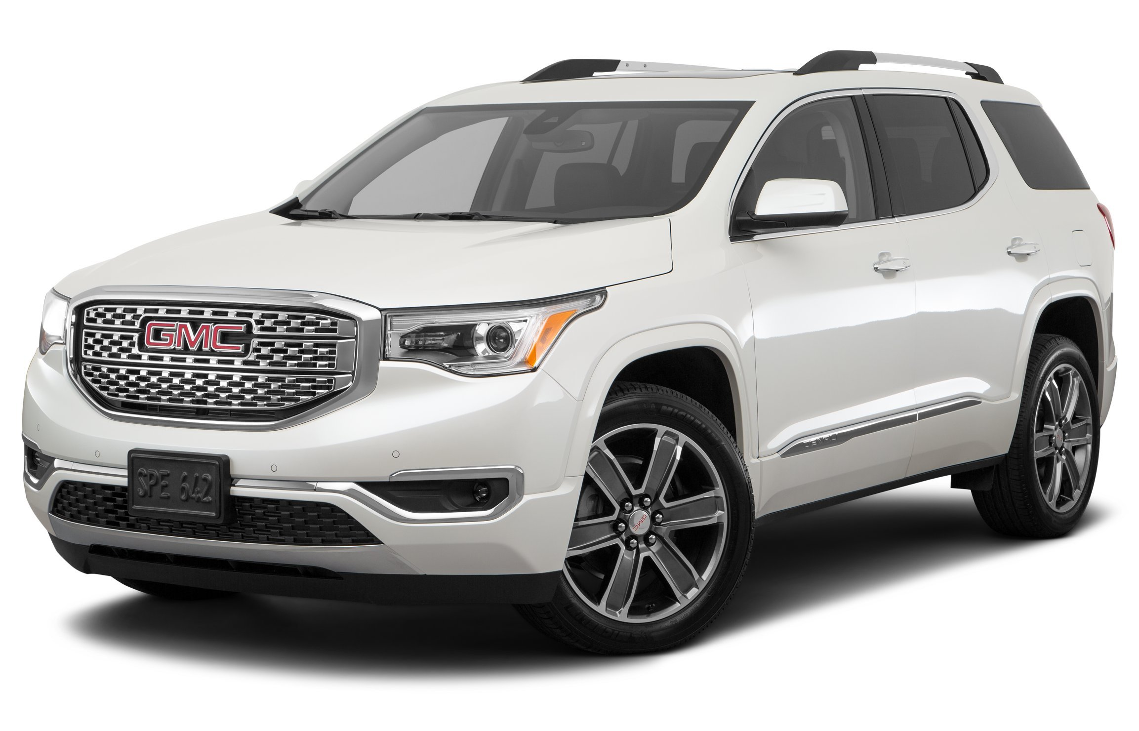 key gmc acadia photos and review
