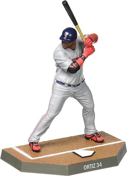 """David Ortiz 2016 MLB 6/"""" Figure Imports Dragon Boston Red Sox"""