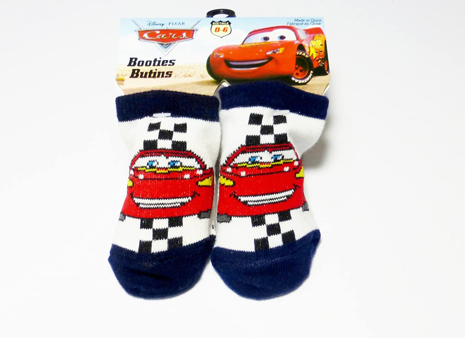 Daddys Little Driver Bib with Blue Car Embroidery /& Navy Socks