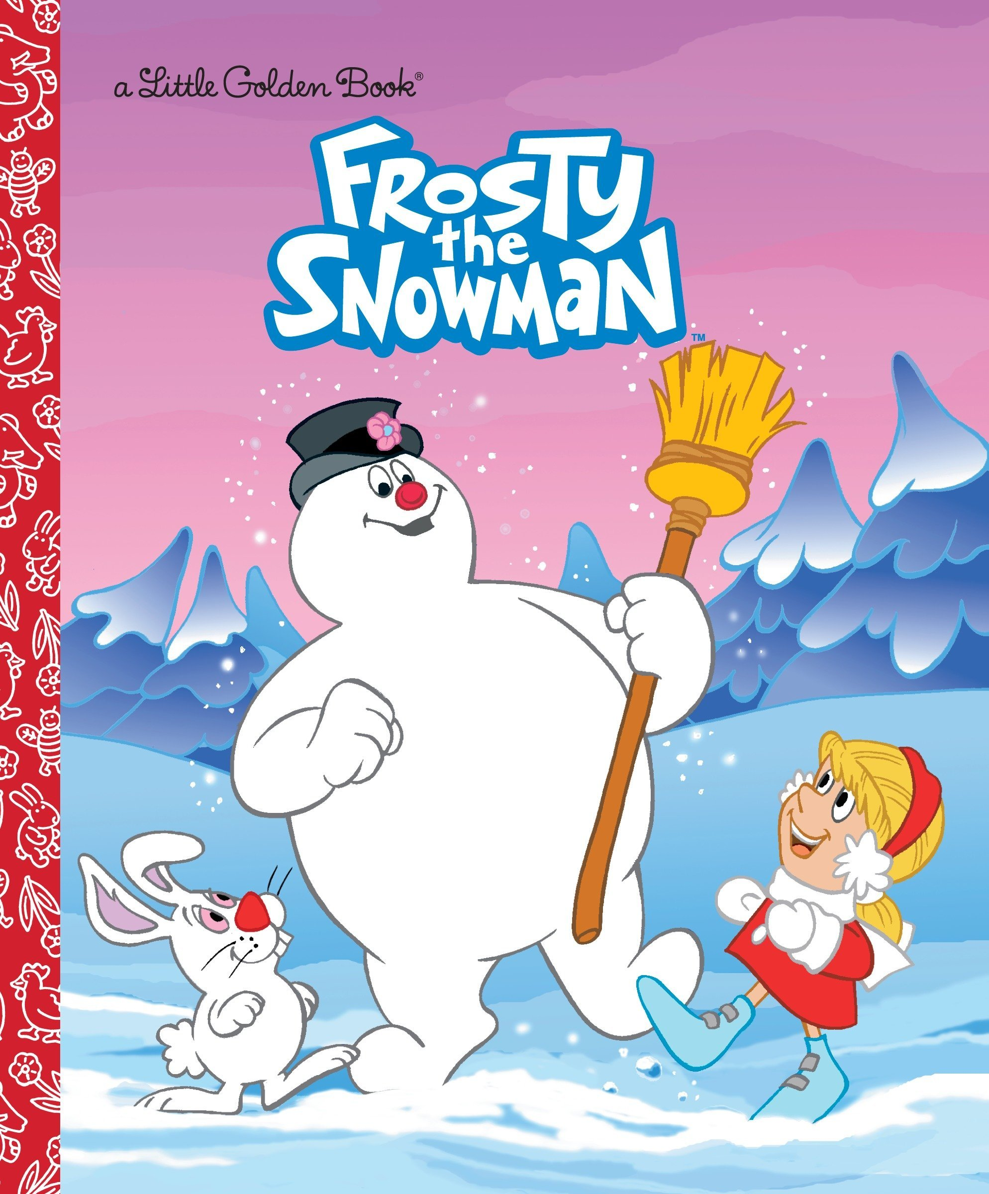 frosty the snowman frosty the snowman little golden book diane muldrow golden books 2015307960382 amazoncom books