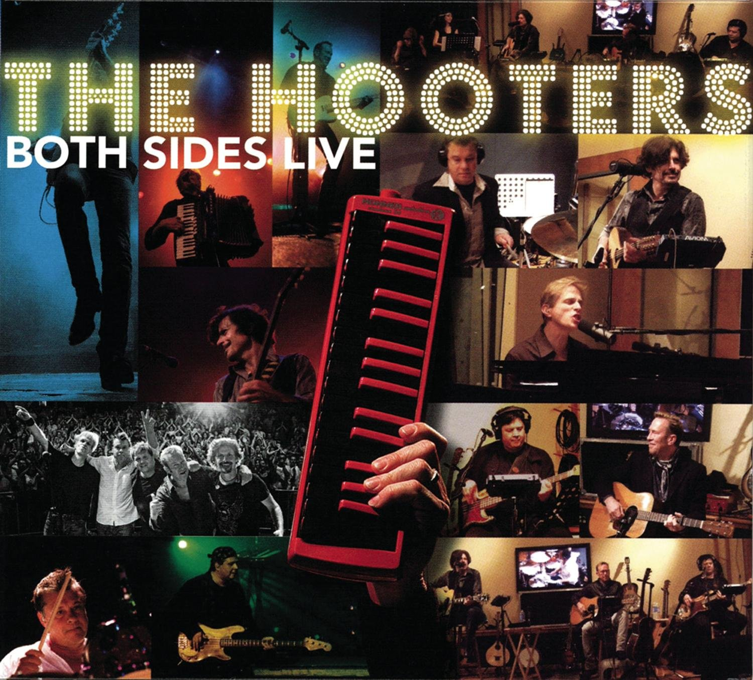 CD : The Hooters - Both Sides Live (2PC)