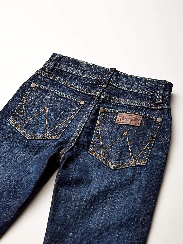 Portland 5 Wrangler Boys Little Retro Slim Fit Straight Leg Jean