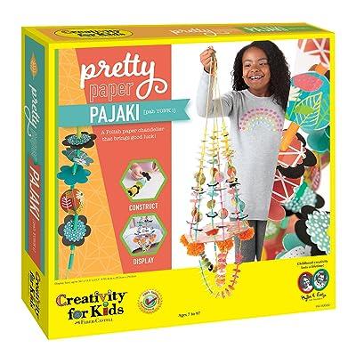 Creativity for Kids Pretty Paper Pajaki: Toys & Games