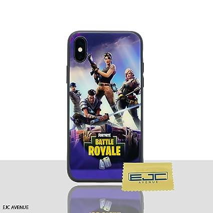 EJC Avenue - Carcasa de Cristal para iPhone (Incluye ...