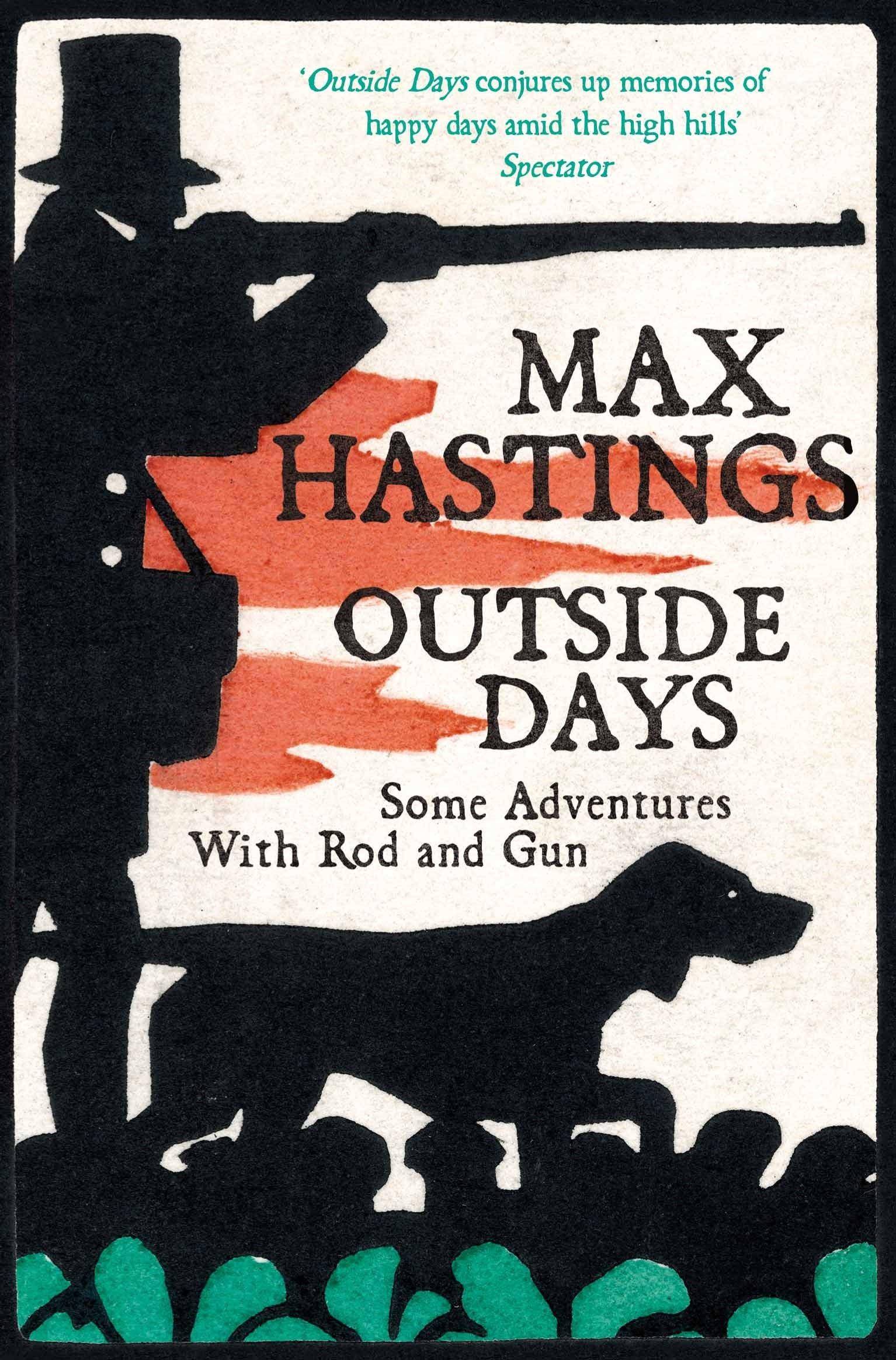 Outside Days: Some Adventures With Rod and Gun pdf