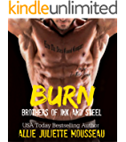 Burn (Brothers of Ink and Steel Book 2)