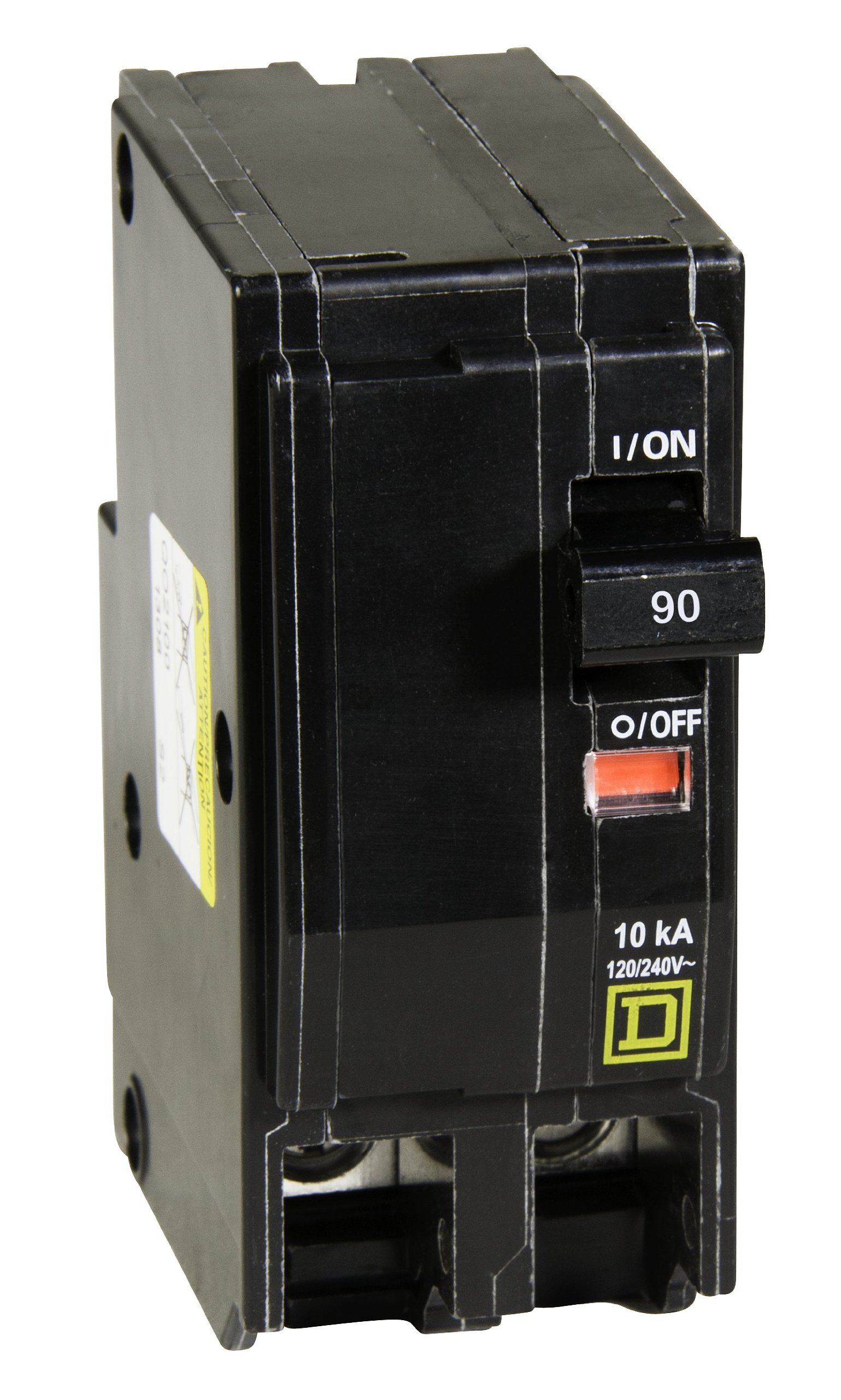 Square D by Schneider Electric QO290CP QO 90-Amp Two-Pole Circuit Breaker by Square D by Schneider Electric