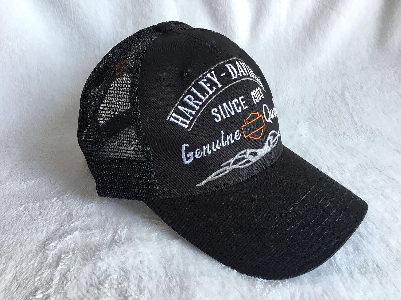Gorra Harley Davidson Negro 2016 Genuine Quality Since 1903 ...