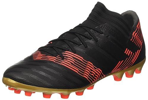 newest collection ad96e d8d24 Zapatos complementos AG fútbol para Botas y es Hombre 3 Nemeziz 17 Amazon  Adidas de PxwqYgt