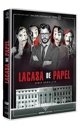 Money Heist La Casa de Papel Spanish Release Without English