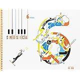 Música 6º Primaria: (Libro + cuaderno) (Sueña música) - 9788414009543