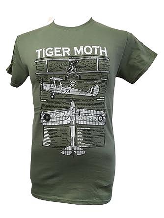 De havilland dh82 tiger moth british aircraftmilitary t shirt the wooden model company ltd de havilland dh82 tiger moth british aircraft malvernweather Gallery