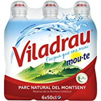 Viladrau Tapón Sport Mou Agua Mineral Natural