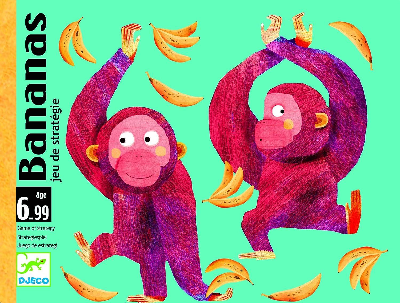 Djeco - Cartas Bananas: Amazon.es: Juguetes y juegos