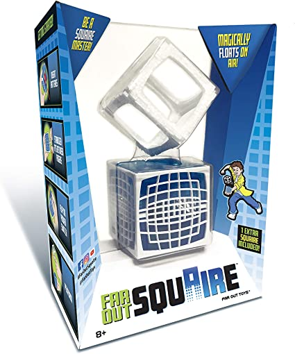 Squaire - Floating Cube Tricks