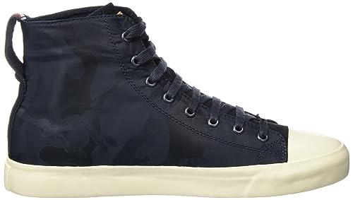 8c73807fa965f2 Tommy Hilfiger Herren W2285ALTER 1C Sneakers