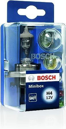 Bosch 1 987 301 101 Coffret H4 Minibox 12v Auto
