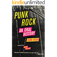 Punk Rock: An Oral History book cover