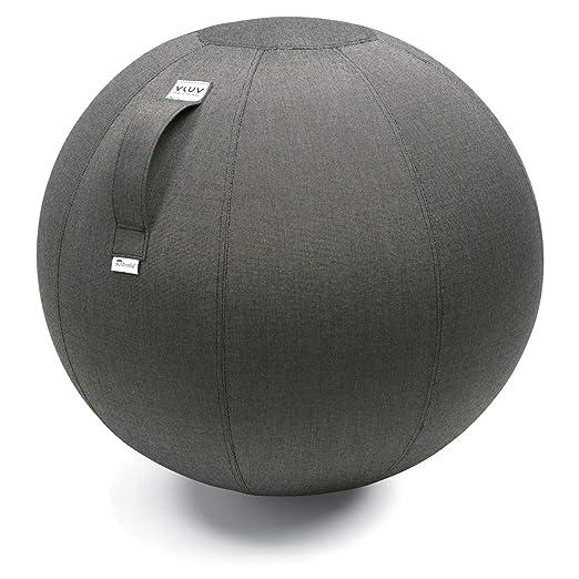 Hock VLUV AQVA asiento ergonómico, pelota con funda de tela de ...