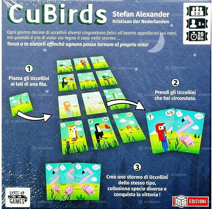 MS Editions Cubirds, multicolor, CBRD , color/modelo surtido: Amazon.es: Juguetes y juegos