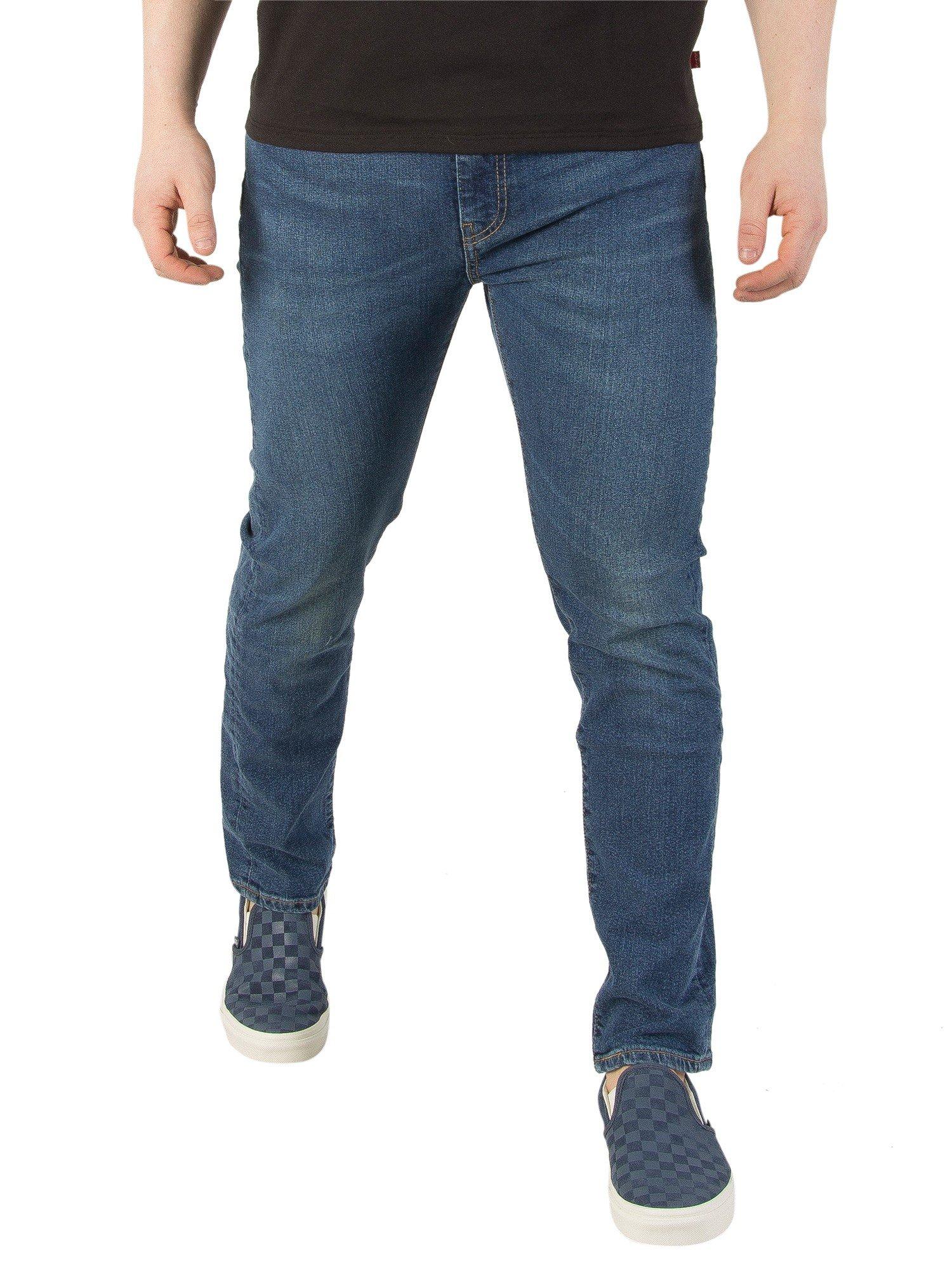 Levi's Men's 510 Skinny Fit Jeans, Blue, 29W x 32L