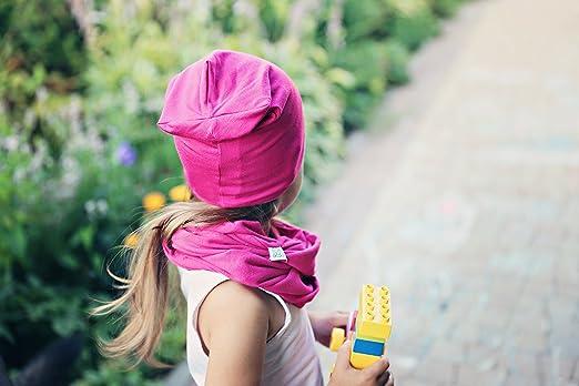 MayLily® Premium   Le Bonnet Réversibles de Bambou pour Bébé Garçon et Fille    Anti-allergique   3-9 et 12-24 mois   Fabriqué en UE   Disponible en ... b87541e02c1