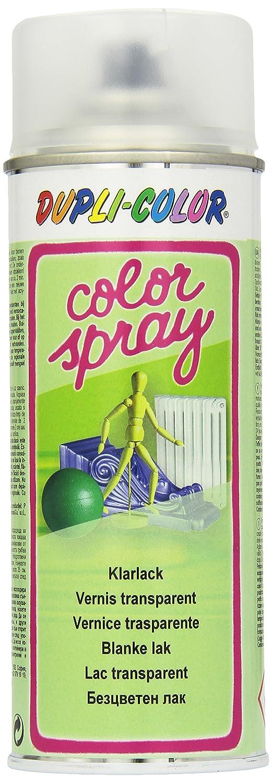 Duplicolor 585050 Color-Spray 400ml Vernis Mat, Clear Coat, 6 MOTIP-DUPLI GmbH