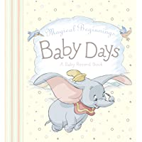 Magical Beginnings Baby Days: A Baby Record Book