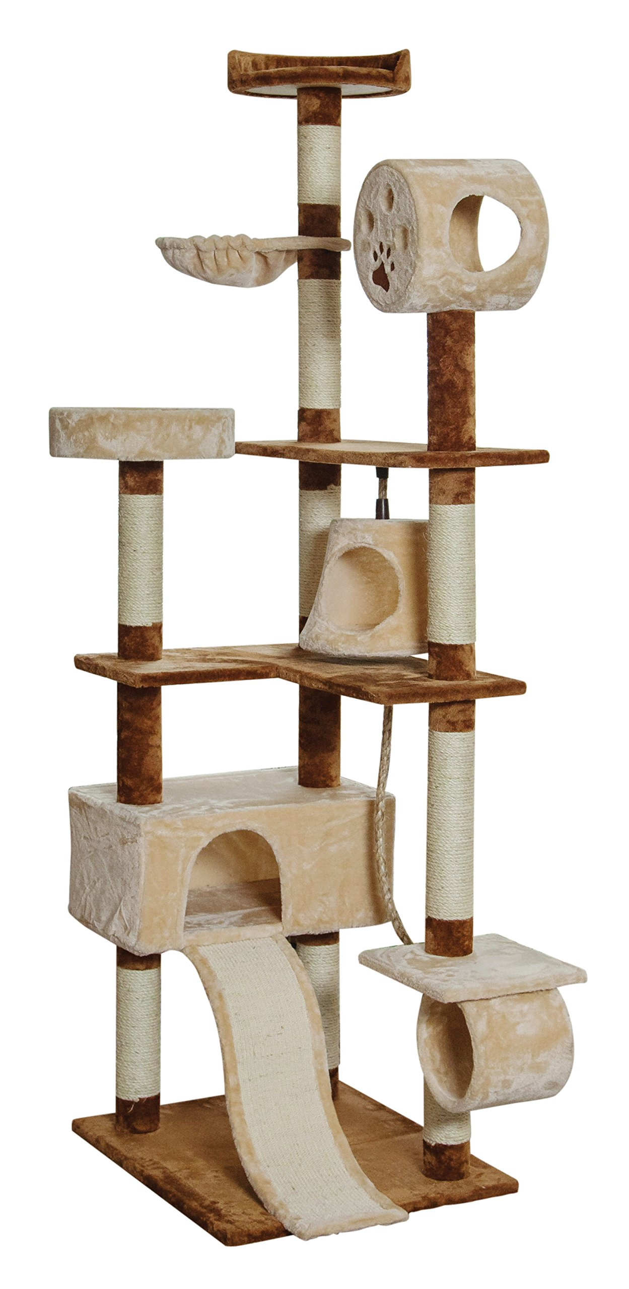 IRIS 6-Tier Cat Tree Condo
