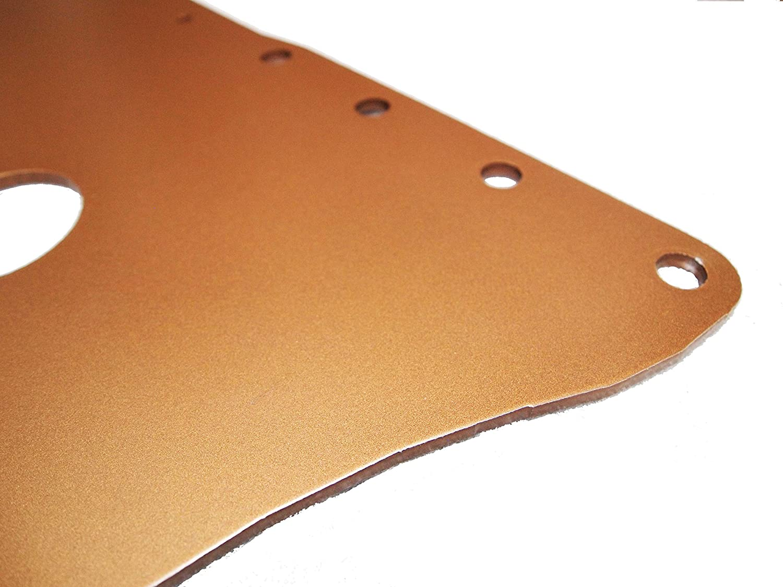 Aluminum Ceramic Coated Tunnel Plate 1//4 for Corvette C5//Z06