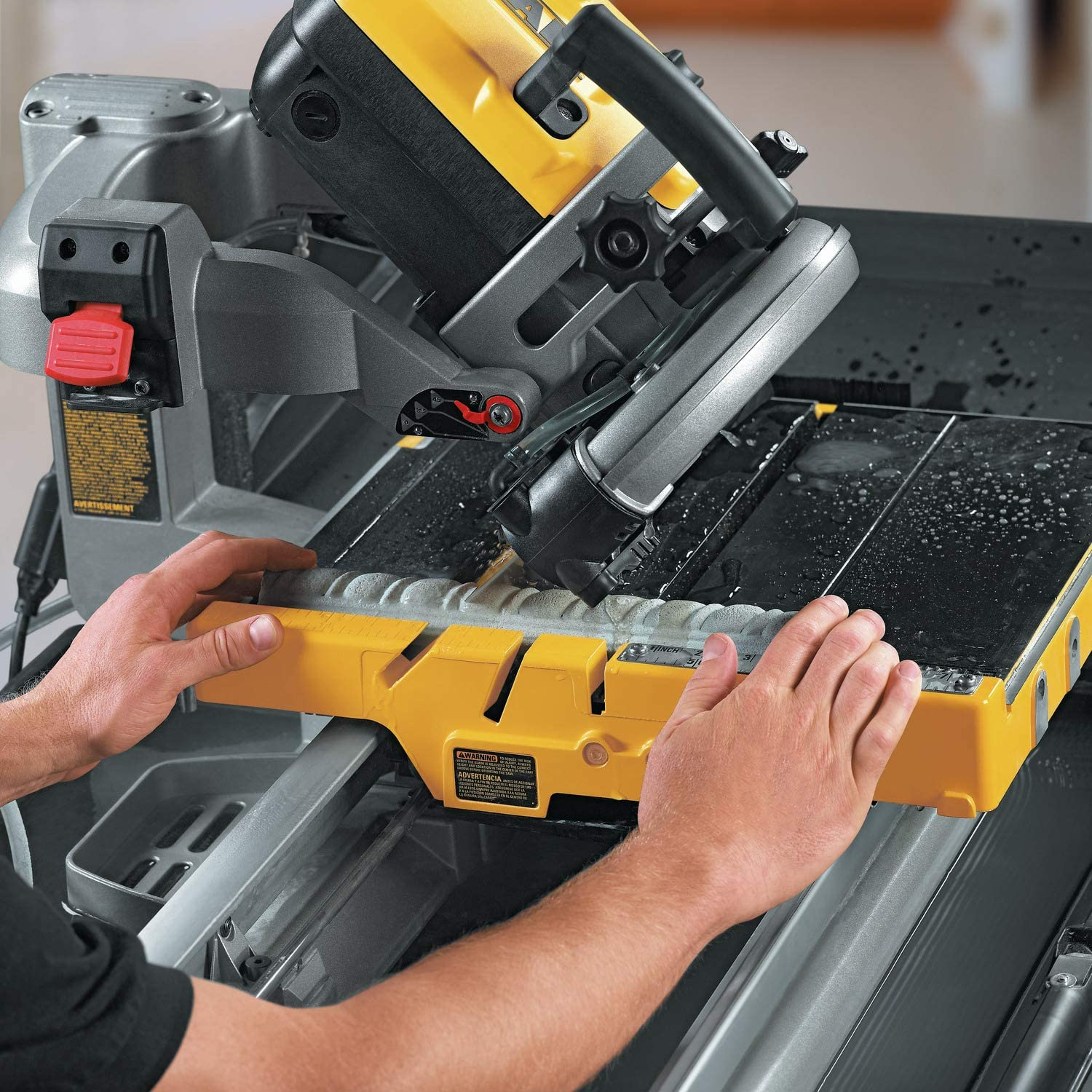 best rated tile saw
