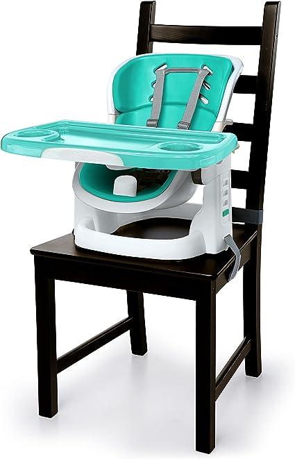 Ingenuity Smart Clean Chairmate High Chair, Seaside Green