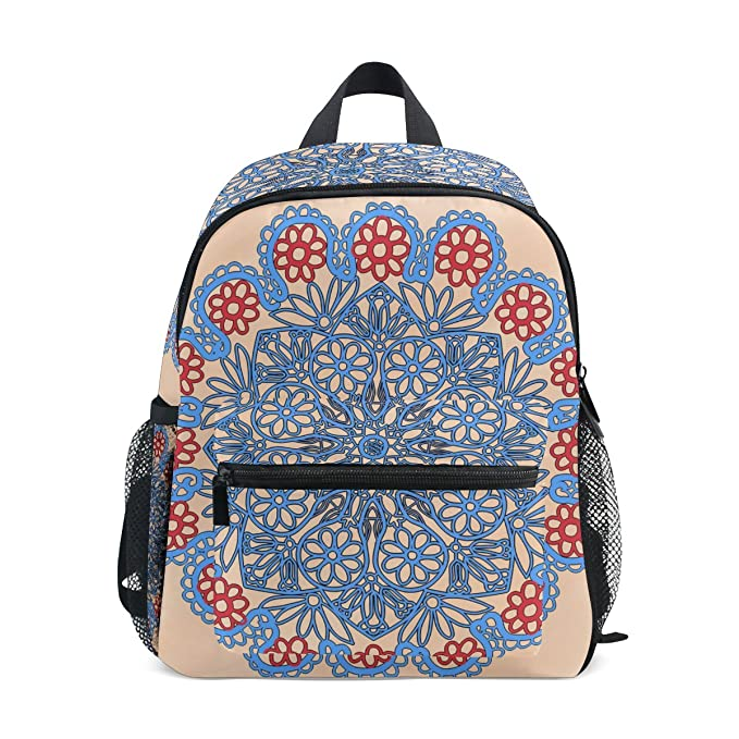 Image Unavailable. Image not available for. Color  LORVIES Vintage Rose  Mini Kids Backpack Pre-School ... d82b29a9df