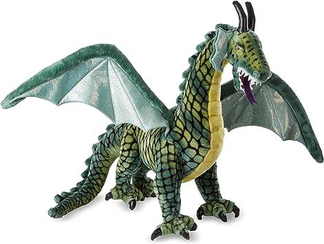 Melissa Doug Peluche Dragon 18804 Amazon Fr Jeux Et Jouets