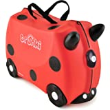 Trunki The Original ride-on Suitcase New rosso Red