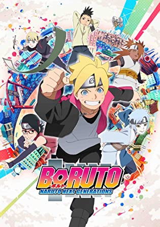 Boruto: Naruto Next Generations - Boruto : Naruto Tiếp Theo